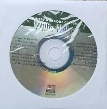 WILLIE NELSON KARAOKE CDG COUNTRY KARAOKE CLASSICS CKC29 - ALWAYS ON MY MIND