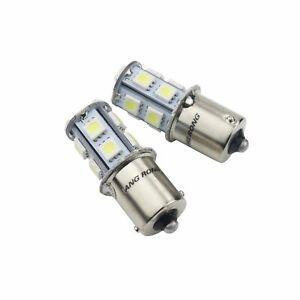 1 Paar BA15S 1156 382 Birne Weiß Lampe Standlicht Rücklicht Bremslicht 12V Neu