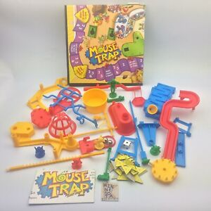 Mouse Trap Board Game Replacement Parts - Select Your Own Piece(s)