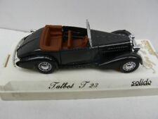 1/43 Solido Talbot T 23 schwarz