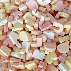 ABC Letters Sweet Bag 100g 200g 400g Dairy Free Gluten Free Sweets Kingsway