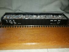 Ho Scale Nickel Plate Road Gondola #66010 w/ nickel ore insert