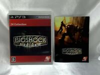 Used Sony PS3 Japan Bio Shock from Japan PlayStation 3