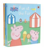 Peppa Pig Book Set Collection 5 Books Bedtime Stories Ladybird - Gift Presents