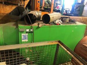 Remko Ölheizung Hallenheizung Werkstattheizung Baustellenheizung