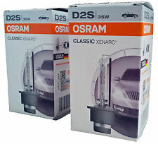 OSRAM D2S 35W P32d-2 XENARC Classic 35W Xenon -Made in Germany- 2st 66240CLC