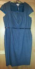 Monsoon tweed dress size 18 NEW