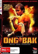 Ong Bak (DVD, 2005, 2-Disc Set)(tony Jaa) none english martial arts movie