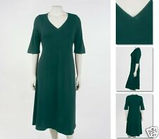 NEW Zaftique SWEETHEART COMFY DRESS Emerald Green (Last One!) 2Z / 20 / 2X