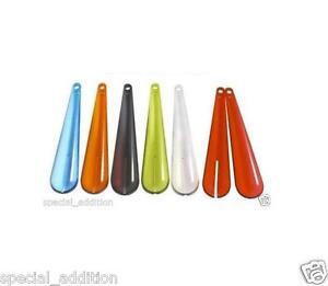 NEW IKEA LEGYM 2 PIECE 31 CM LONG SALAD SERVING SPOON SET BLUE BLACK RED GREEN