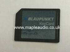 Blaupunkt Los Angeles MP72 7 641 804 310 MINI MMC SchIüsseIkarte-Original Neuteil