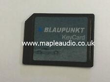 Blaupunkt Woodstock DAB54 7 644 708 310 Mini MMC Keycard - New Genuine Part