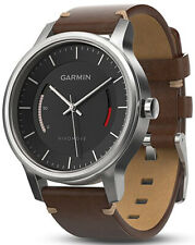 Garmin Vivomove Premium Steel Sports Watch Activity Fitness Tracker & Sleep Data