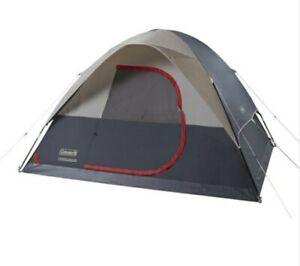 Coleman Diamond Peak 5-Person Dome Tent