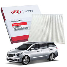 OEM Genuine Parts Cabin Air Filter 97133-A9000 for KIA 2015-2018 Sedona Carnival