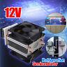 12V Thermoelectric Peltier Refrigeration Cooling System Heatsink Kit Cooler Fan