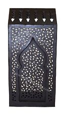 Rustic Iron Wall Sconce Imported from Morocco - WL117