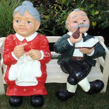 Oma Opa In Gartenfiguren Skulpturen Günstig Kaufen Ebay