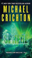 Sphere by Michael Crichton (Paperback / softback)