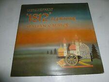 Orquesta Filarmónica de Danzig-Tchaikovsky - 1812 obertura-Uk Vinilo Lp