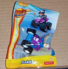 Fisher Price Blaze & The Monster Machines Mini GABBY Vehicle - Poly Bag