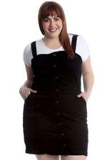 b7a53867b08d Black Pinafore/Dungaree Dresses for Women | eBay