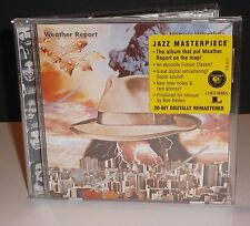 HEAVY WEATHER by WEATHER REPORT 1997 CD Remaster of 1977 Classic