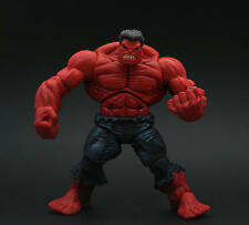 "The Avenger Super Hero Loose Figure RED HULK The First Green Hulk 3.75"" ZX423"