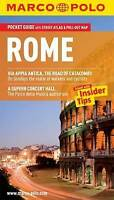 Rome Marco Polo Guide by Marco Polo