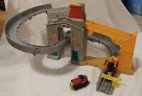 Thomas & Friends Take n Play Twist & Tumble Cargo Drop Track Diesel & Salty