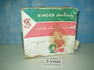 Beige Singer Sewhandy Child's Sewing Machine For Children Model No. 20