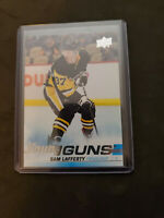2019-20 Upper Deck UD Canvas Young Guns - Sam Lafferty