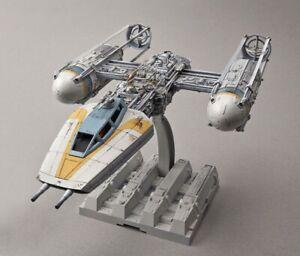 Star Wars Modellbausatz 1/72 Y-Wing Starfighter 22 cm Bandai