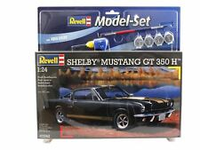 Revell - Shelby Mustang GT 350 1:24 modello Set - REV67242