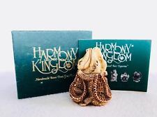 Harmony Kingdom Swamp Song Alligator Figurine Treasure Jest 1994 Retired Mint