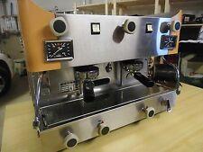 macchina da caffe 2 gruppi Gaggia Vintage da collezione