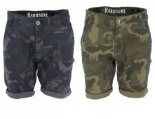 Alpha Industries Herren Kerosene Short Camo