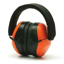 Pyramex Hi-Vis Orange Ear Muff - Nrr 26dB