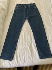 Levi 501 Vintage Clothing Size W34 L34