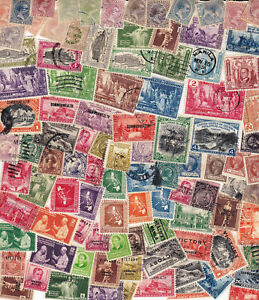 PHILIPPINES - VALUABLE COLLECTION - MANY BETTER - ALL OLDER  ~100 STAMPS - LOOK!