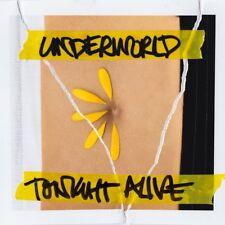 TONIGHT ALIVE - UNDERWORLD - NEW CD ALBUM
