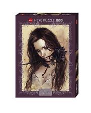 Puzzle 1000 Pz Pezzi Dark Rose by Victoria Frances New by Heye