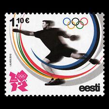 Estonia 2012 MNH 1v, London 2012 Olympic Games, Sports