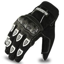 Motocross MX Gloves Racing Motor Cycling, Offroad, Enduro, MTB, BMX Black 1093 L