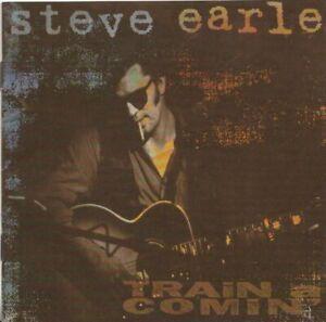 Steve Earle : Train A Comin' (CD 1995) *VG COND* BARGAIN!! FREE! UK 24-HRPOST!!