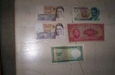 Out of Circulation Paper Money PESOS, VIET NAM, IRELAND, CHINA
