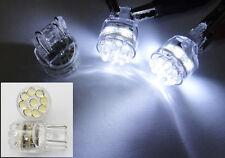 White 15 LED 7443 7440 992 T20 Rear Turn Signal Light Bulb For ACURA TL TSX MDX