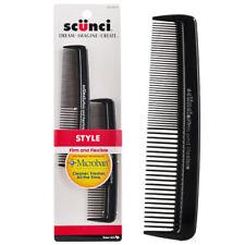 Scunci Hair Comb 2 Pieces Pocket Size
