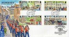 1998 Alderney Garrison Part 2 First Day Cover