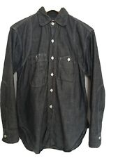 Post Overalls Workshirt OrsLow Chambray Engineered Garment